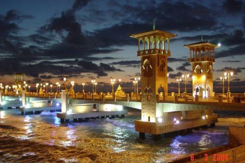 Pearl of the Mediterranean Travel Package to Alexandria, Cairo, Nile Cruise, Luxor, Aswan and Sharm El-Sheikh