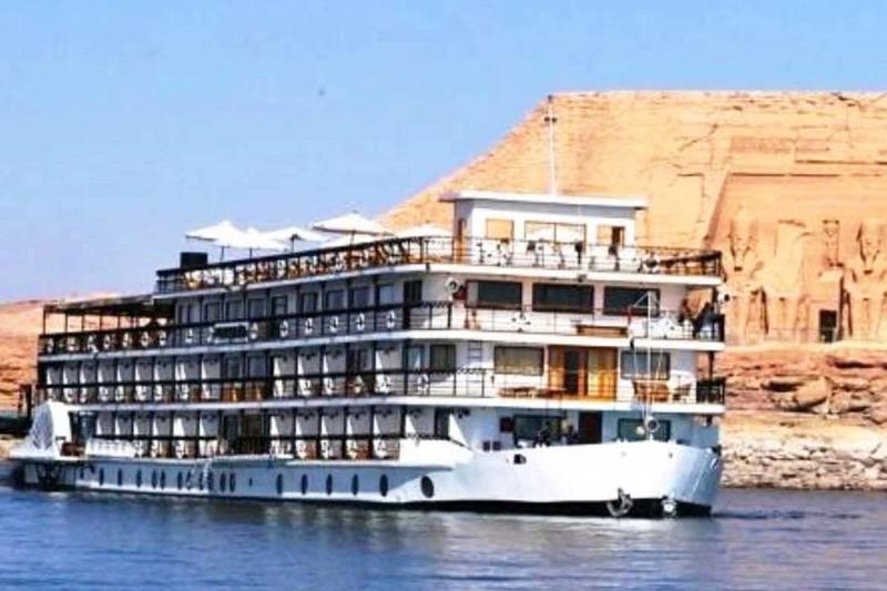 Long Cruise Cairo - Aswan Nile Cruise