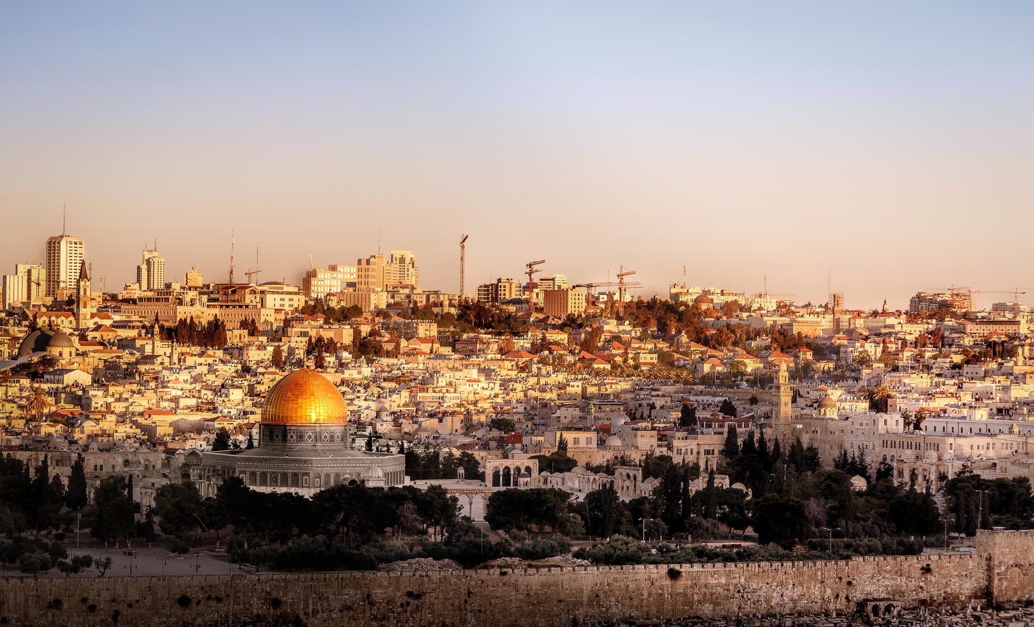 Over Day Tour to Jerusalem and Dead Sea by Car