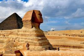 Half Day Tour to Great Pyramids of Giza and Sphinx