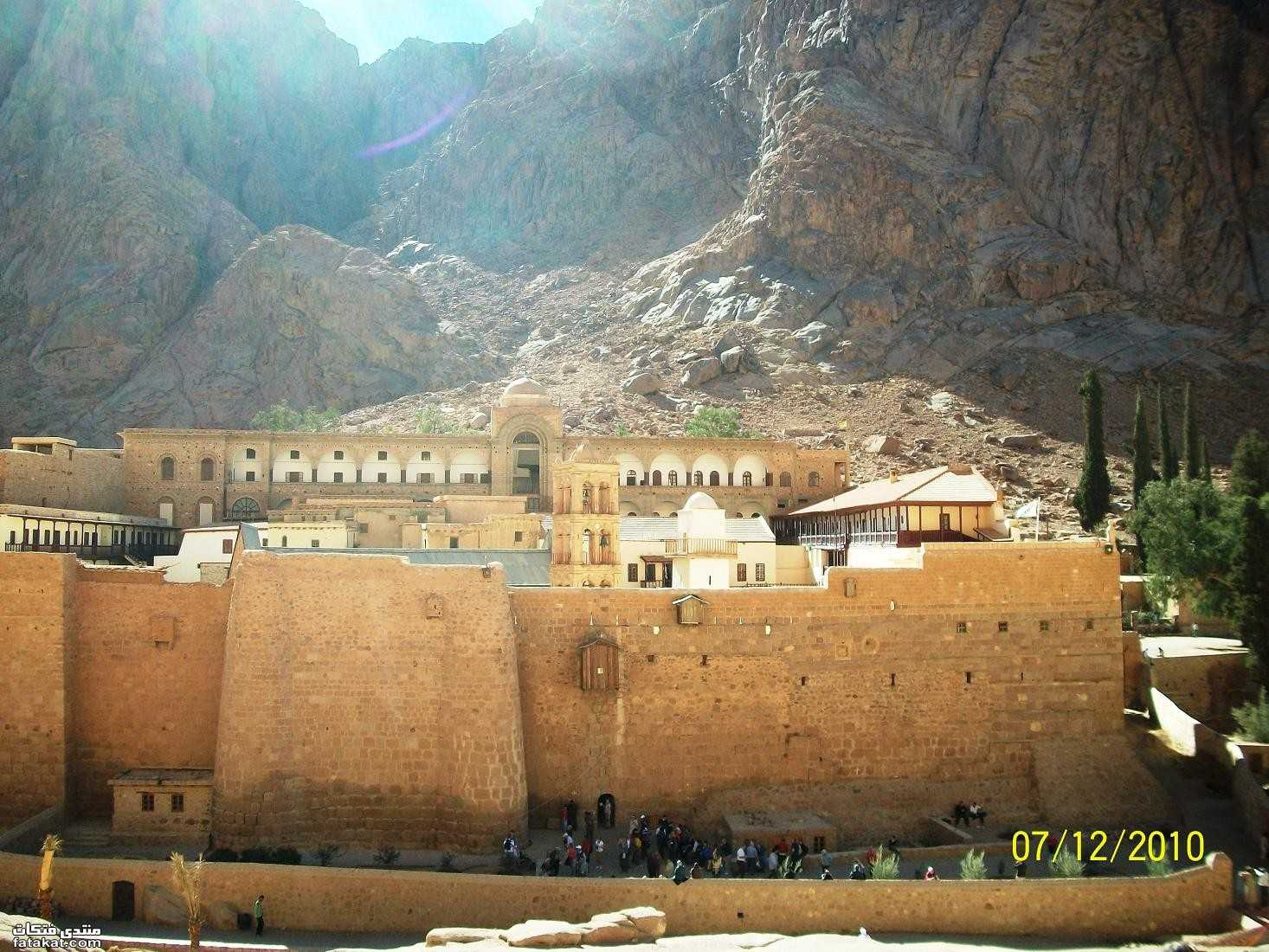 Over Day Trip to St. Catherine Monastery