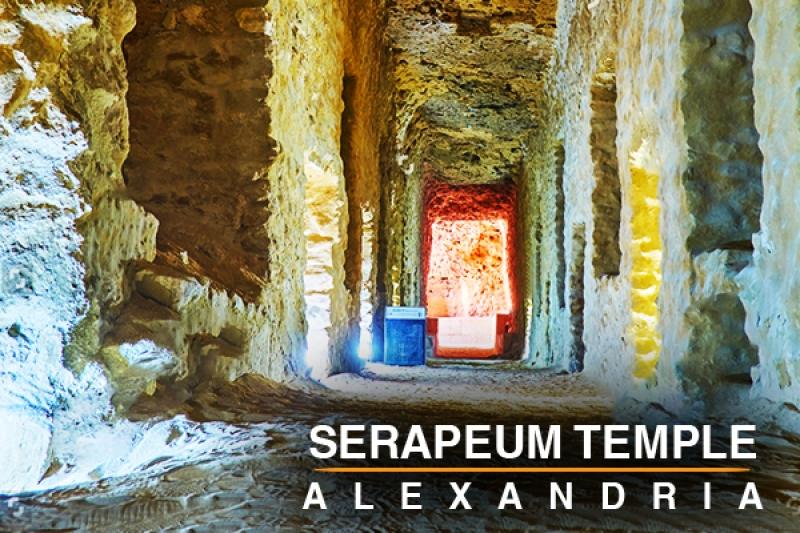 Serapeum Temple