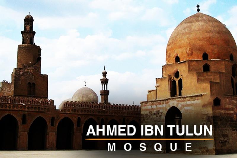 Ahmed ibn tulun