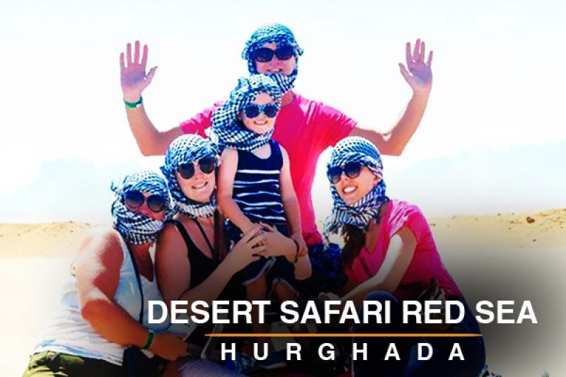 desert safari red sea