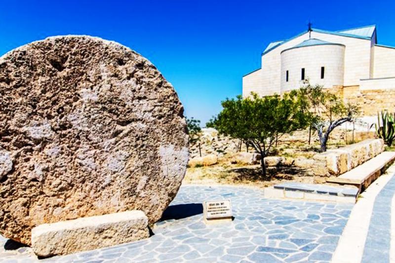 Half Day Tour to the Desert Castles of Jordan