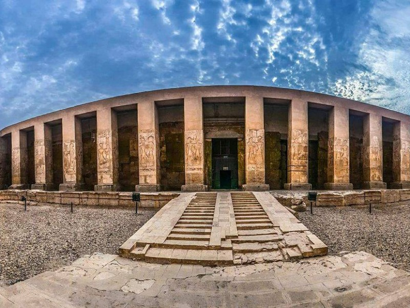 Dendera Day Tour and Abydos Temples Tour from Luxor