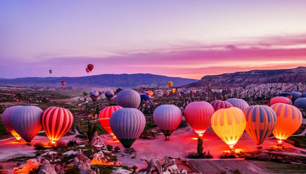 Istanbul and Cappadocia 4 Day Touring