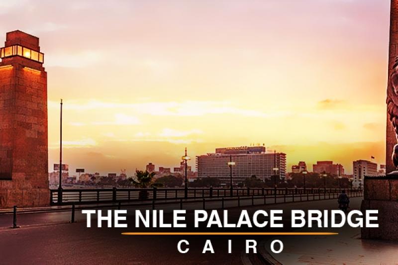 the nile palace brige