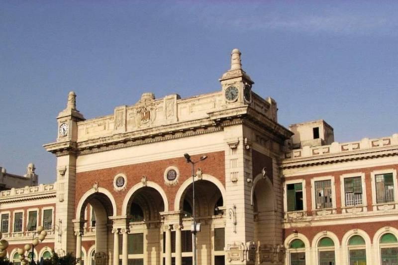 Alexandria Railway Station Private Arrival Transfer