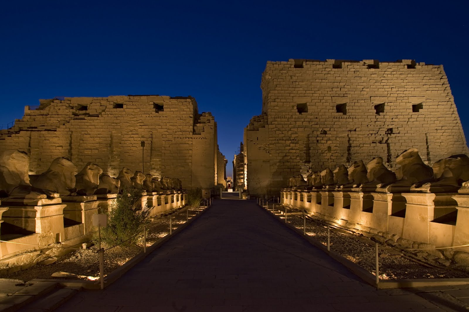 Day Tour to Karank and Luxor Temples