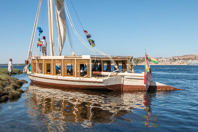 Felucca Adventure Cheap Travel Package to Egypt