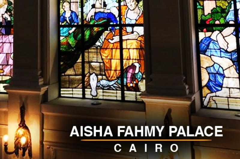 Aisha fahmy palace