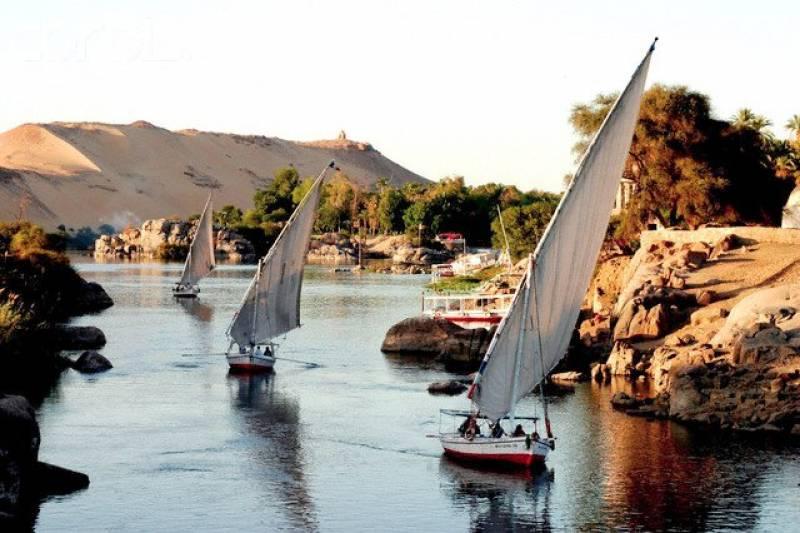 Aswan Nile Felucca Tour