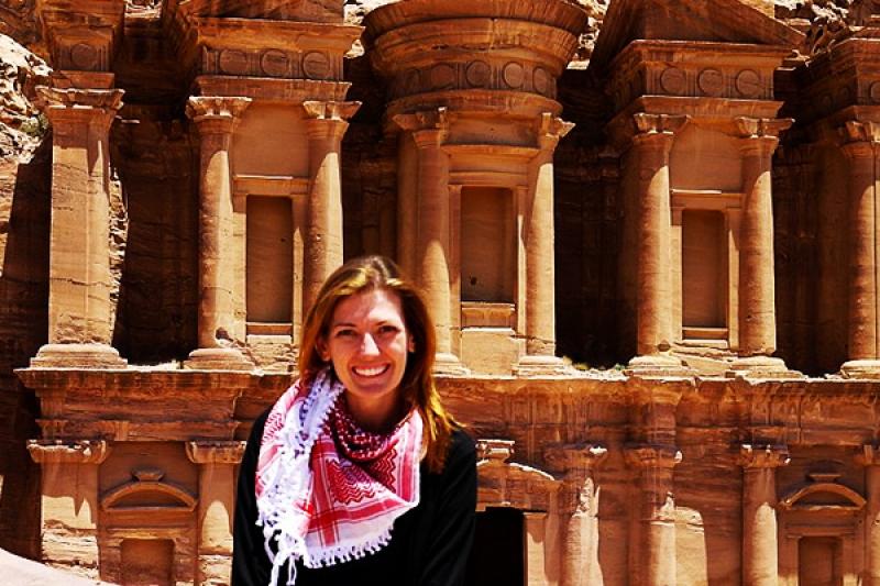Full Day Tour in Wadi Rum