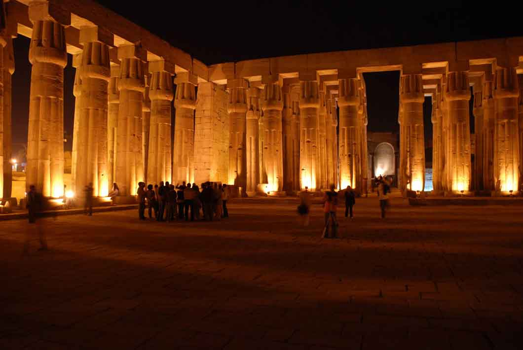Aswan Night Tour to Philae Temple Sound and Light Show