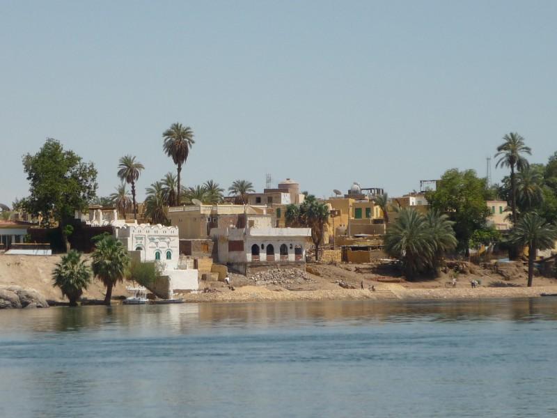 Soheil Island Trip in the Nile of Aswan