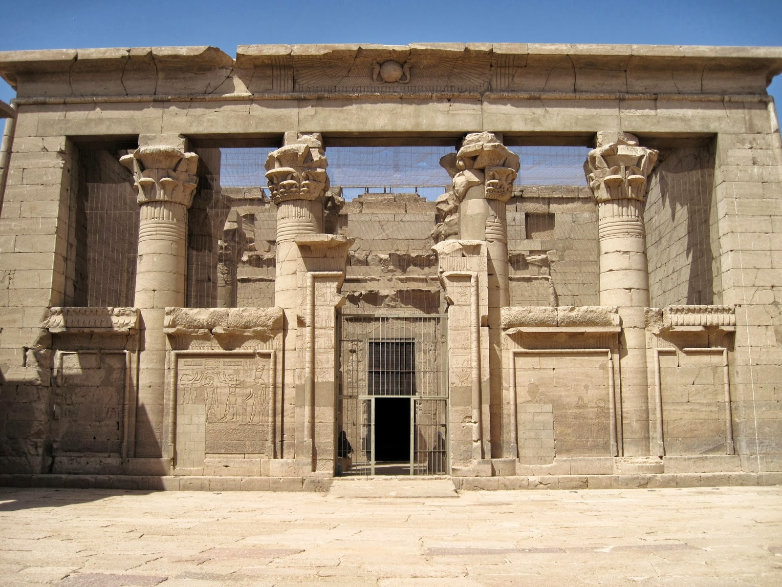 Day Trip to Temple of Kalabsha and Nubian Museum