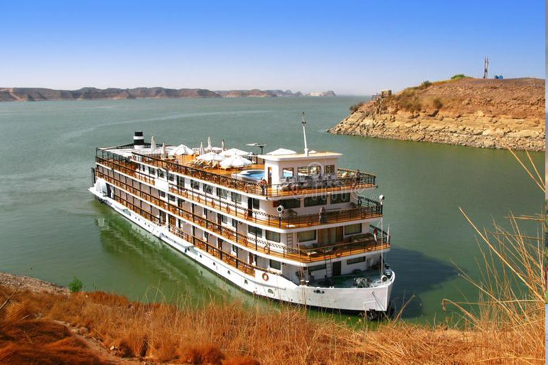 Lake Nasser Nile Cruise