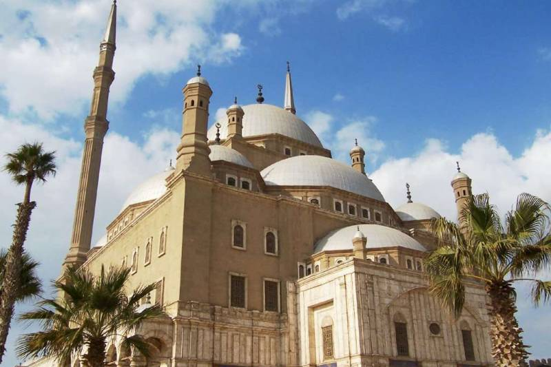 Over Day Trip: Islamic and Coptic Cairo from Alexandria Port