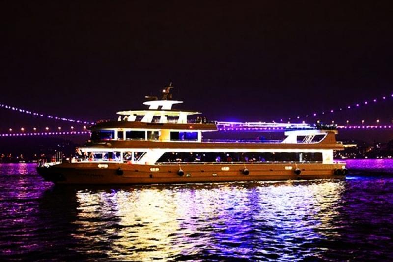 Bosphorus Dinner cruise & Turkish Night Show
