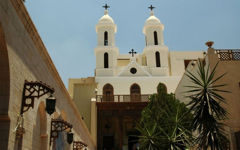 Full Day Tour in Islamic and Coptic Sites of Cairo