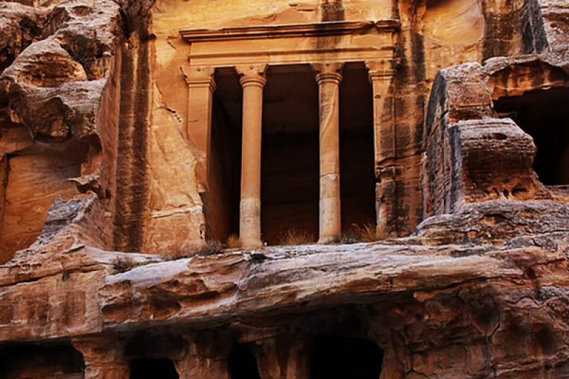 Full Day Trip to Petra from Amman