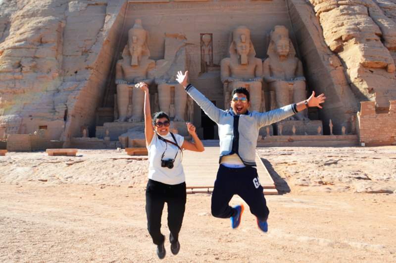 Egypt Honeymoon package