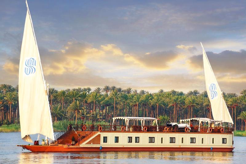Dahabya Nile Cruise