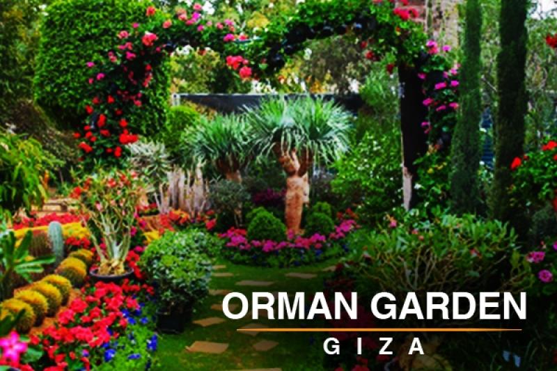 orman garden