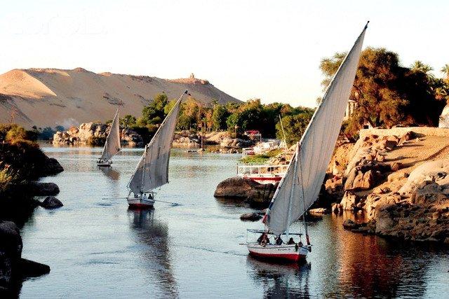 Nubian Village Tour by Felucca in Aswan