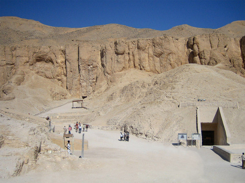 Trip to Valley of the Kings by Donkey Ride in Luxor
