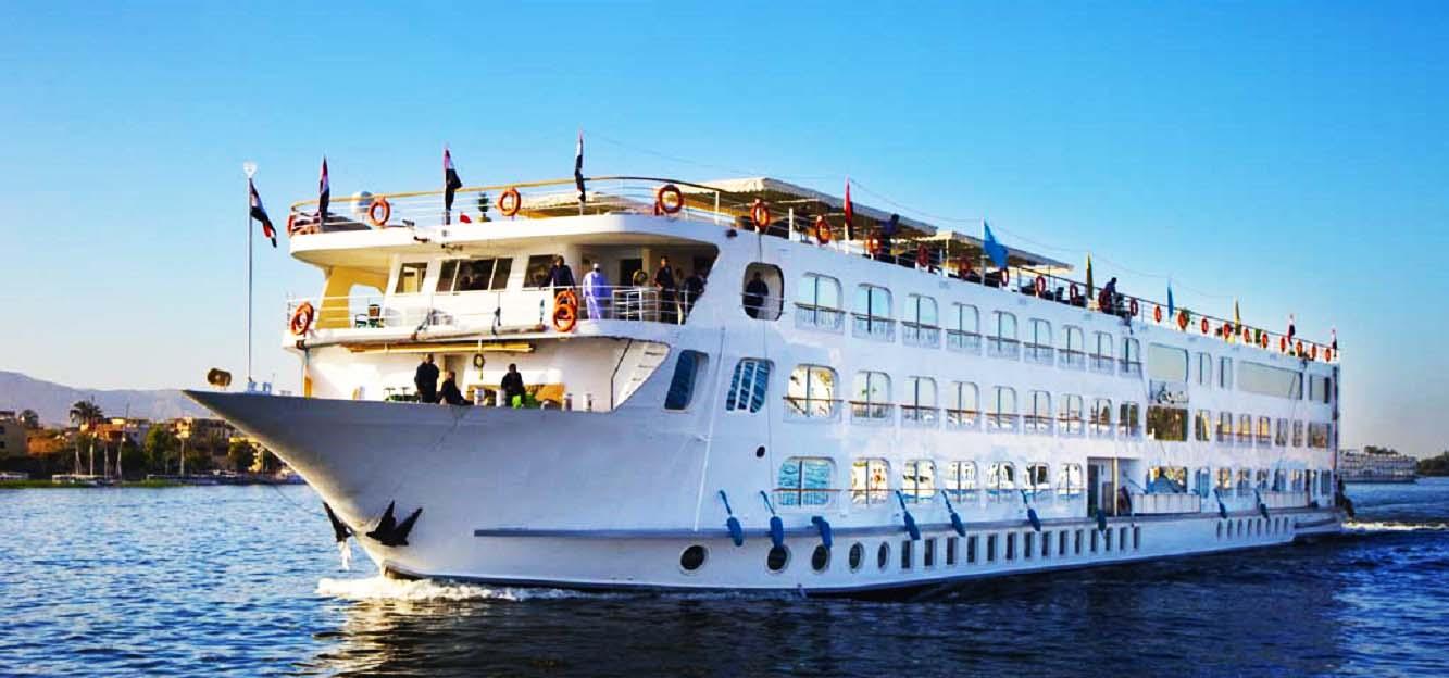 El Fareda nile cruise