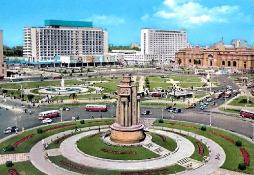 Tahrir Square Day Tour