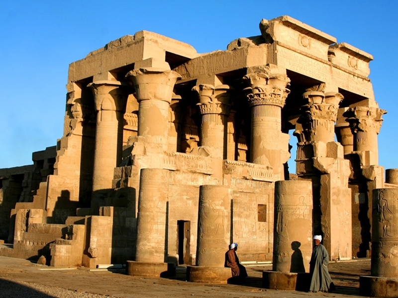 Day Tour to Kom Ombo and Edfu from Aswan
