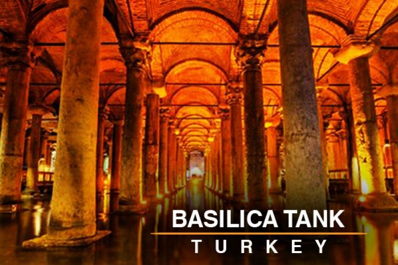 Basilica Tank