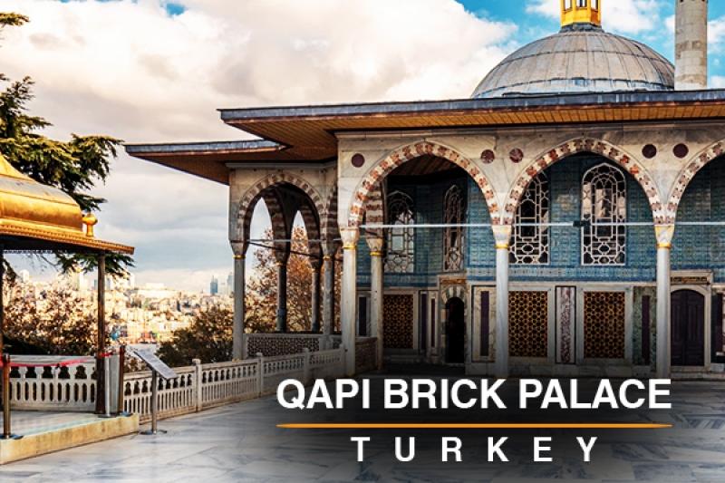 Qapi Brick Palace