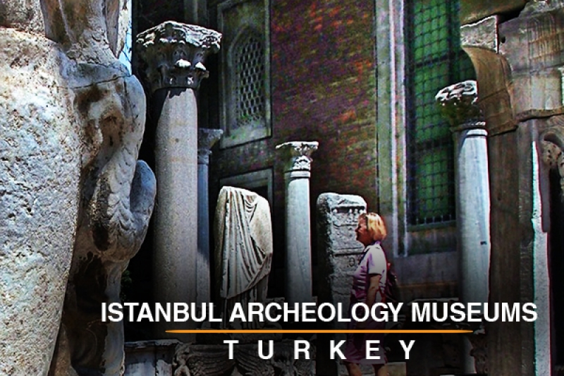 Istanbul Archeology Museums