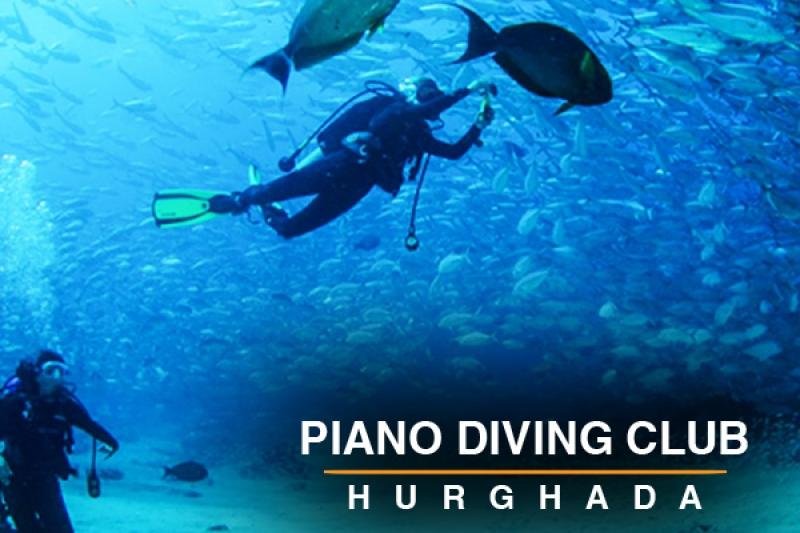 piano diving club