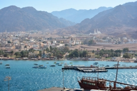One Day Tour to Dead Sea from Aqaba Port