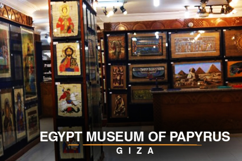 egyption museum of papyrus