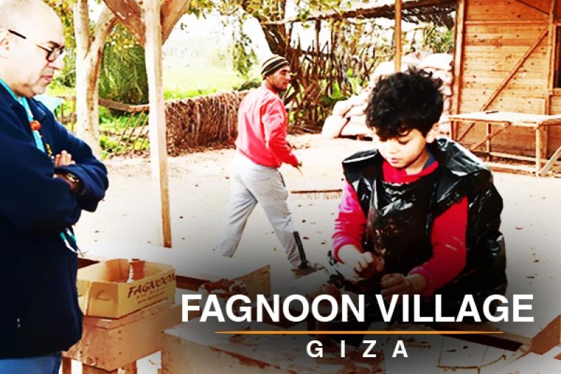 fagnoon village