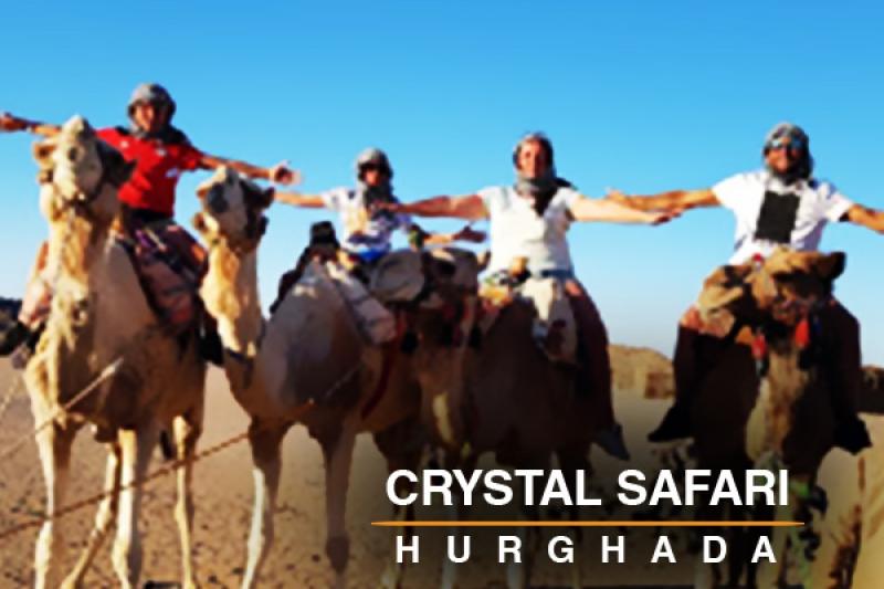 Crystal safari