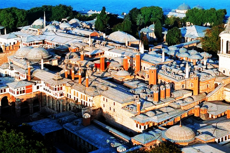 Half Day City Tour Group tour Sultanahmet -Hagia Sophia-Topkapi Palace