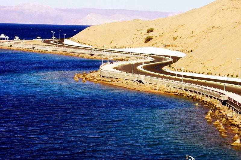 Jordan Shore Excursions From Aqaba port