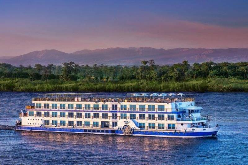 Ms. Philae Nile Cruise