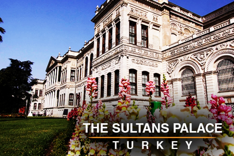The Sultans Palace