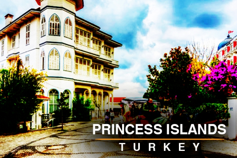 princess islands