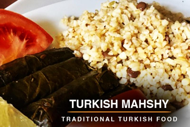 Turkish stuffed