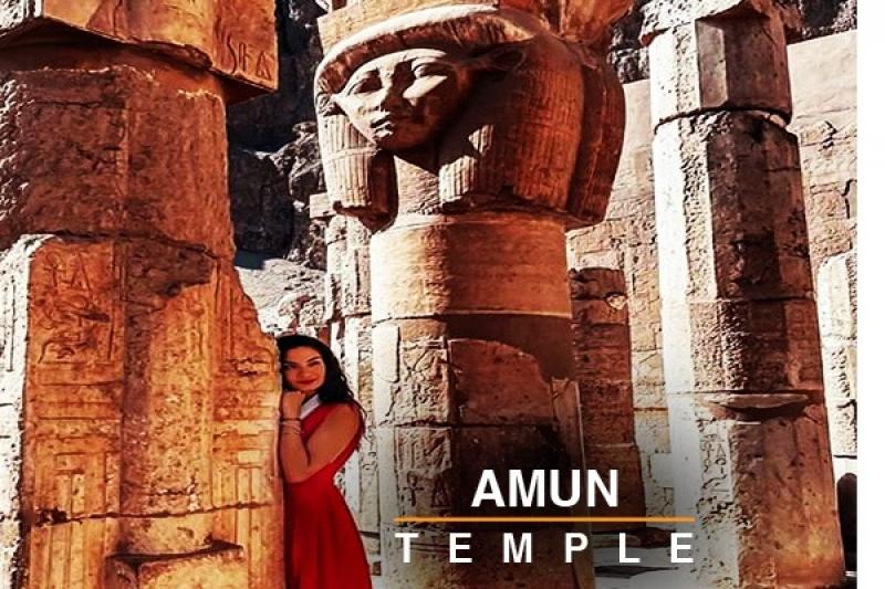 Amun temple
