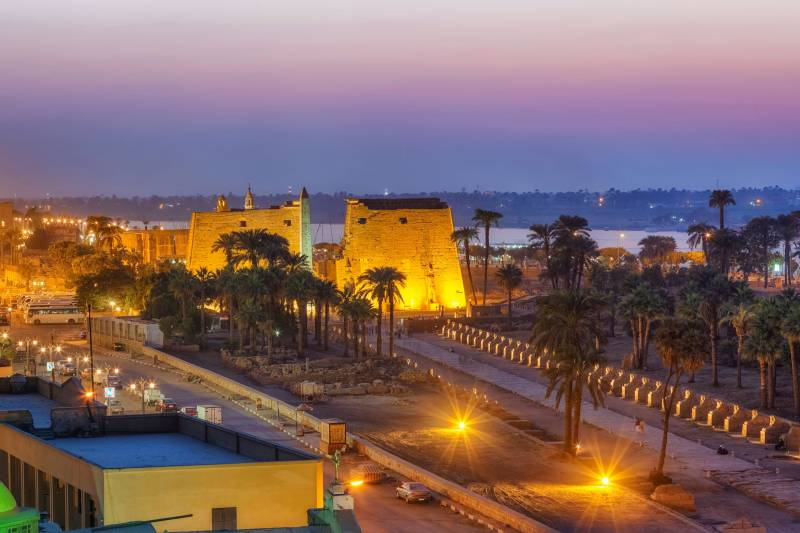 Essential Travel Package to Luxor, Hurghada, Giza and Cairo in Egypt